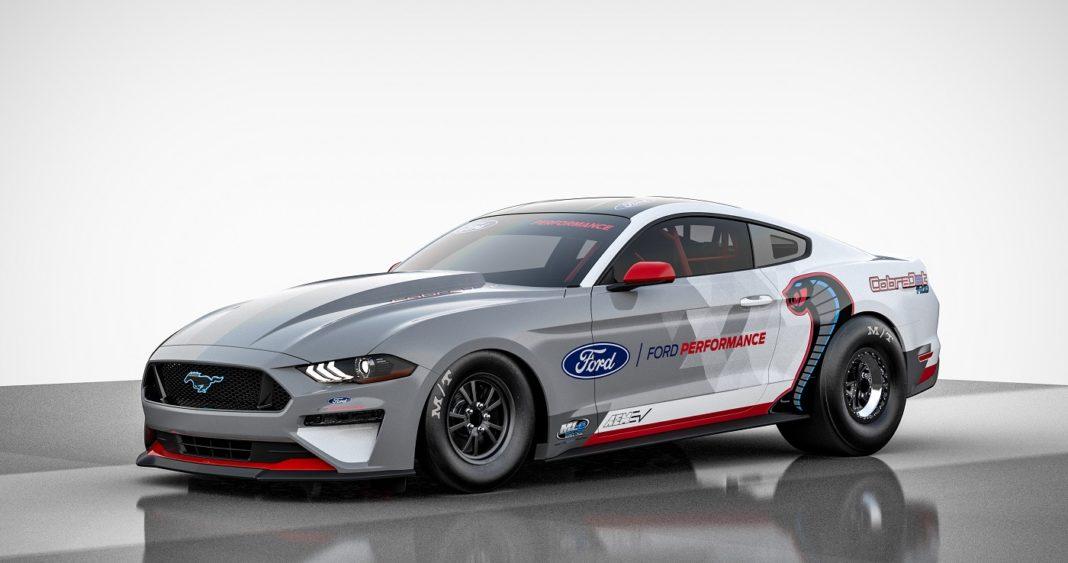 Bilde av Fords Mustang