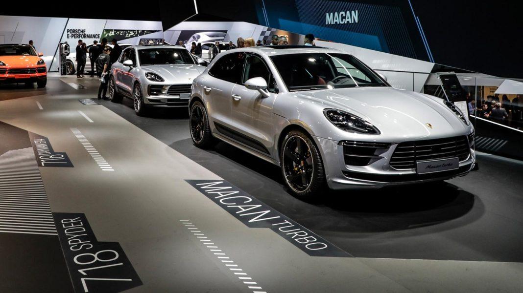 Bilde av Porsche Macan