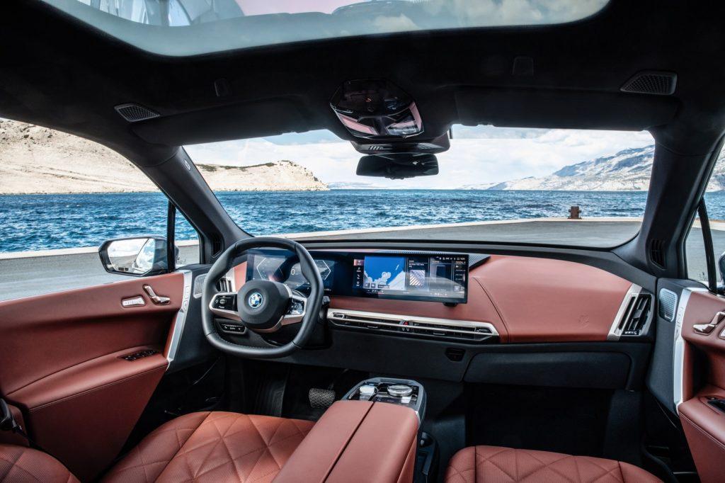 BMW interiør